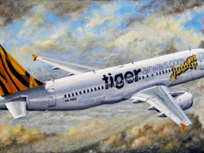 Tiger Airways Airbus A320