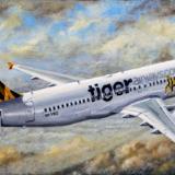 Tiger Airways Airbus A320
