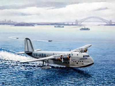 The Empire Flying Boat