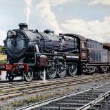 Locomotive 3638