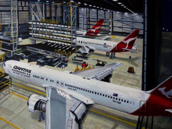 QANTAS Hangar 3