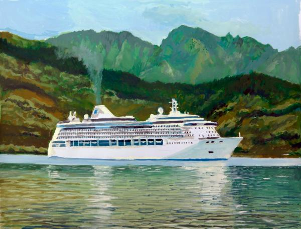 """Radiance of the Seas"""