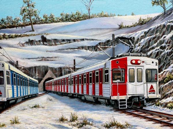 Skitube Alpine Railway