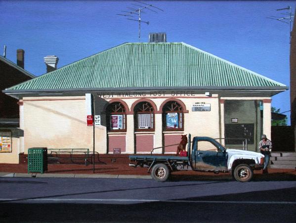 West Wyalong Post Office