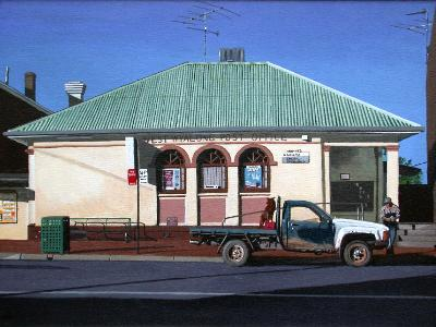 West Wyalong Post Office