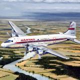 Qantas DC4