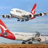 Into the Future with Qantas