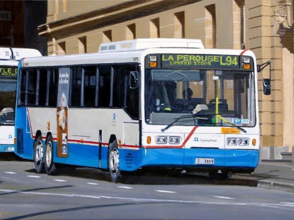 Sydney Buses 3419
