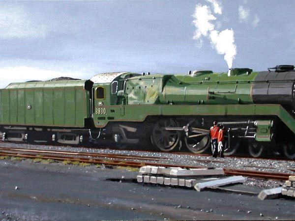 Locomotive 3830