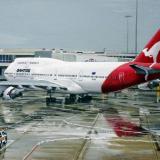 QF29's Sydney Departure