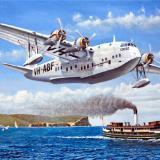 QEA Short S23 Flying Boat