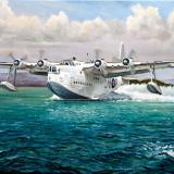 Short Sunderland Mk III Flying Boat