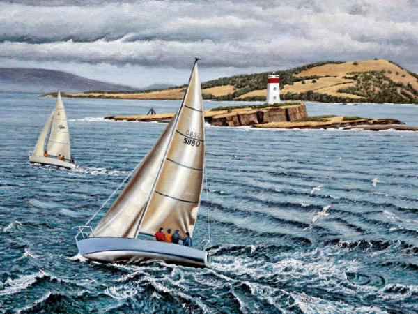 Sailing the Iron Pot