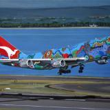 "Qantas Boeing 747-300 ""Nalanji Dreaming"""