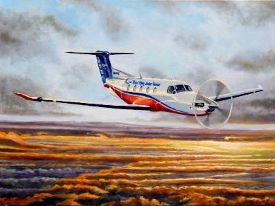 RFDS Pilatus PC12