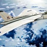 """Avro Vulcan """"V"""" Bomber"""