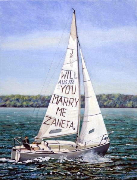 J24 Yacht