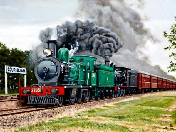 NSWRTM Steamfest