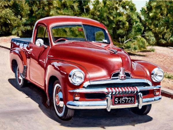 FJ Holden Ute