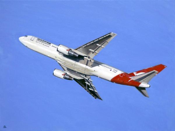 Qantas Boeing 767-300