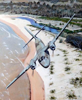 RAAF Caribou